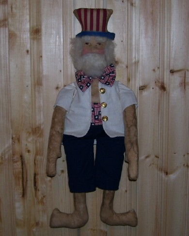 PRIMITIVE UNCLE SAM